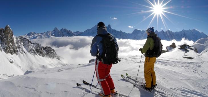 Лыжные курорты юга Франции