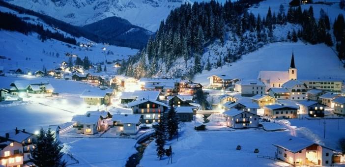 Лыжные курорты во Франции