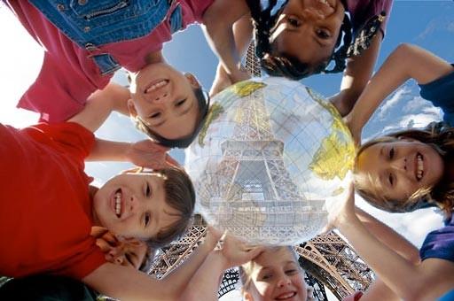 Приобщение ребенка к французской истории и культуре