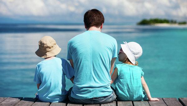 Как дать ребенку самое лучшее, если его воспитывает отец-одиночка?
