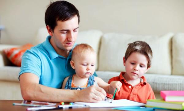 Два подхода к воспитанию в неполных семьях