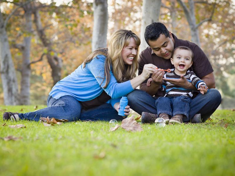 Воспитание и традиции в смешанной семье