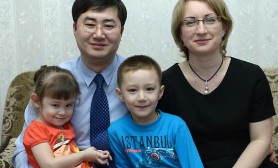Инновационный проект воспитания детей в семье, где родители – разных национальностей