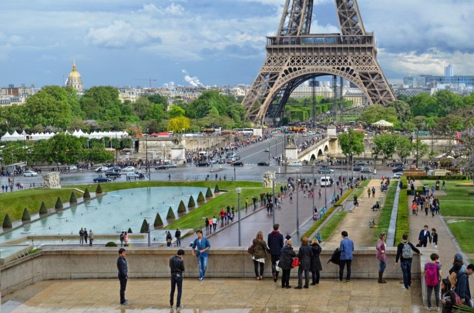 ПМЖ во Франции