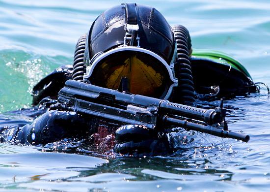 Советский и российский морской спецназ