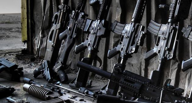 Во Франции обнаружили склад оружия, принадлежащий террористам