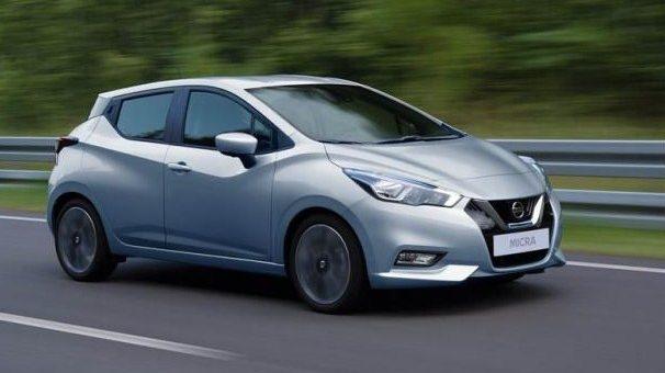 Renault начал собирать автомобили Nissan Micra пятого поколения