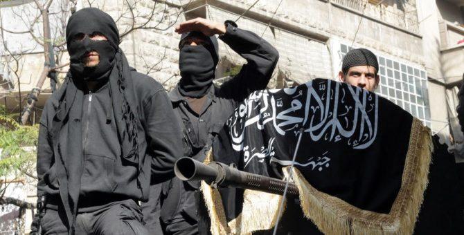 Франция поставляет сирийским боевикам различные виды вооружений