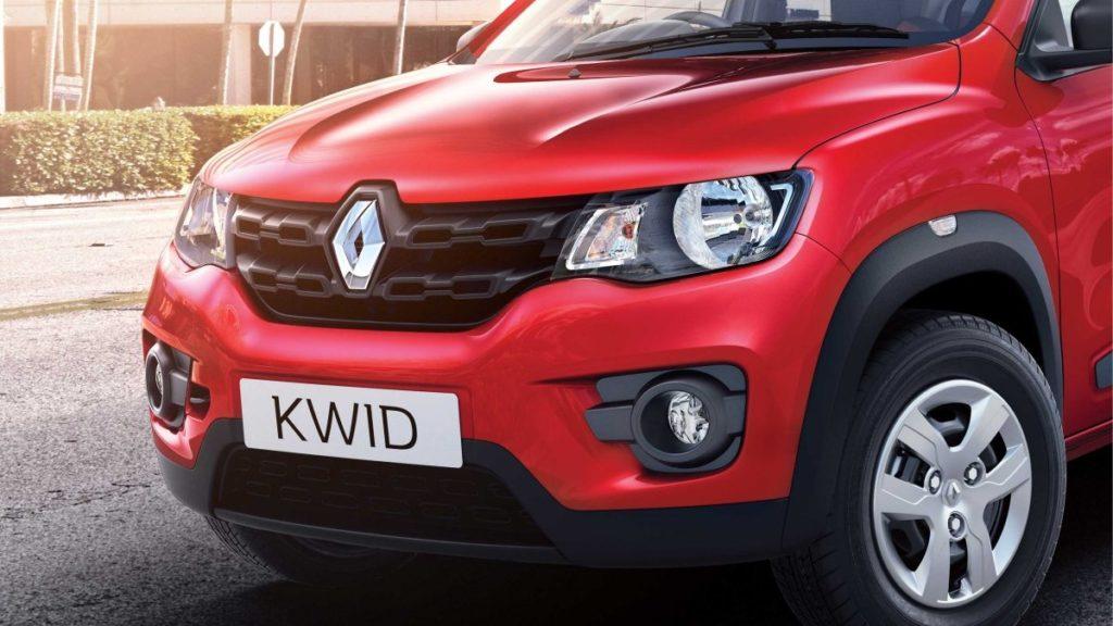 Renault разрабатывает для индийского рынка новый компактный кроссовер