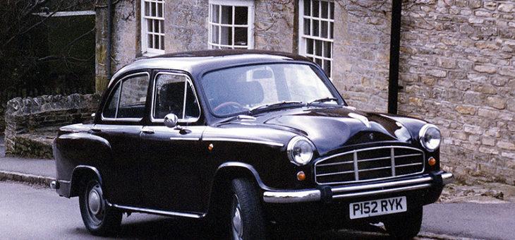 Peugeot выкупил права на автомобиль «Амбассадор»