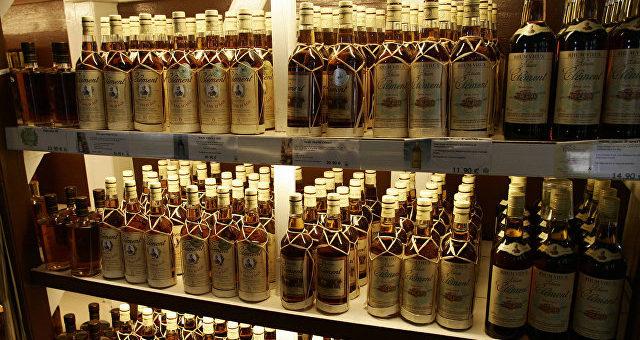 Самая дорогая в мире бутылка рома продана во Франции