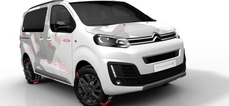 Citroën последовал примеру Прохорова