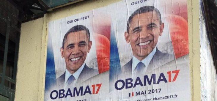 Барака Обаму планируют выдвинуть кандидатом в президенты Франции