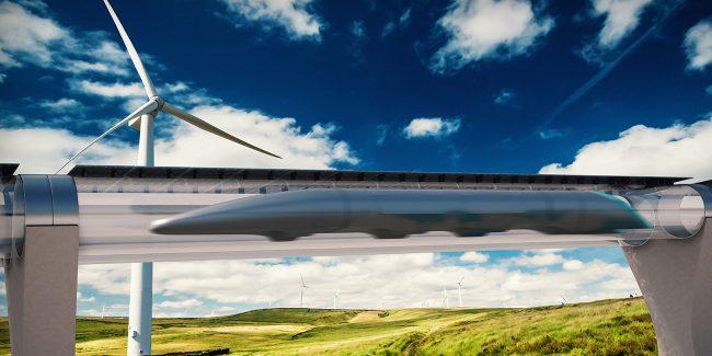 Во Франции откроется испытательный центр Hyperloop