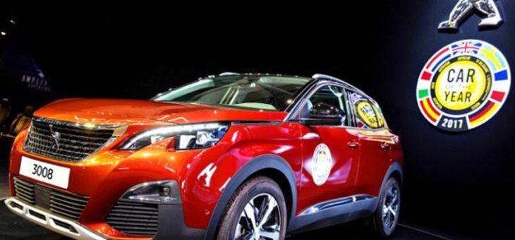 «Паркетник» Peugeot стал лучшим автомобилем Европы