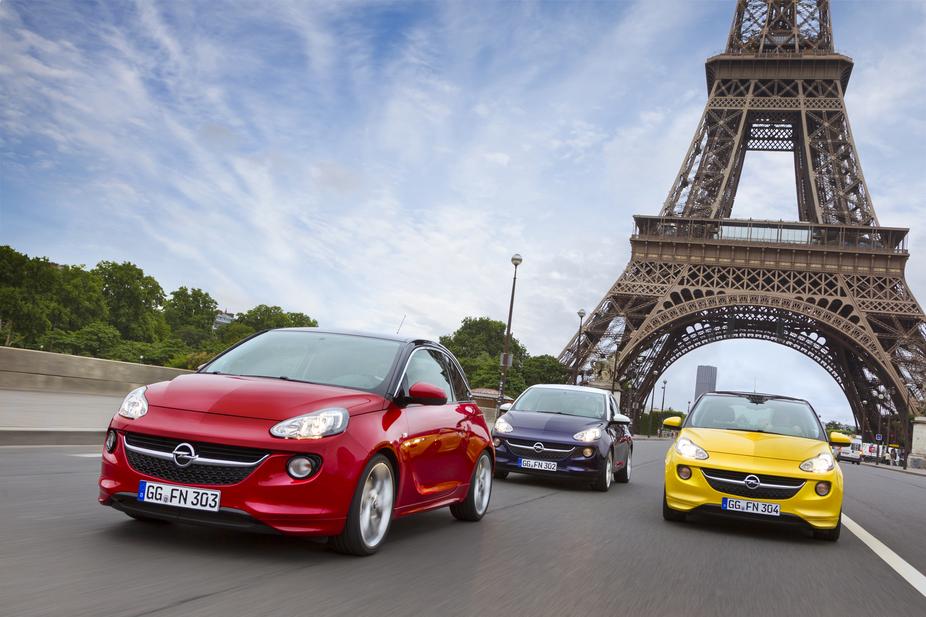 Во Франции с Opel сняты все обвинения