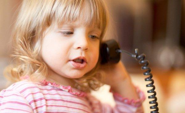 Французский жандарм почти час развлекал девочку по телефону