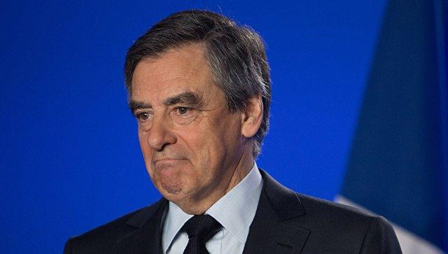 Франсуа Фийон попал под следствие по обвинению в растрате государственных средств
