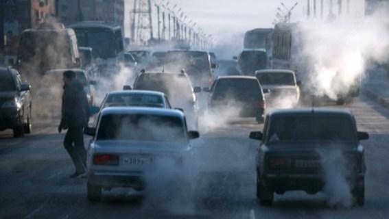 Чем вредны выхлопные газы для здоровья ребенка