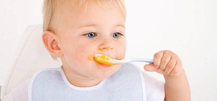 Школа классного папы: чем кормить ребенка после года