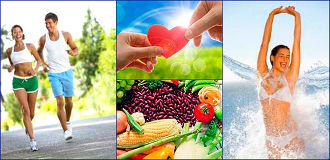 Как сохранить здоровье, 10 секретов