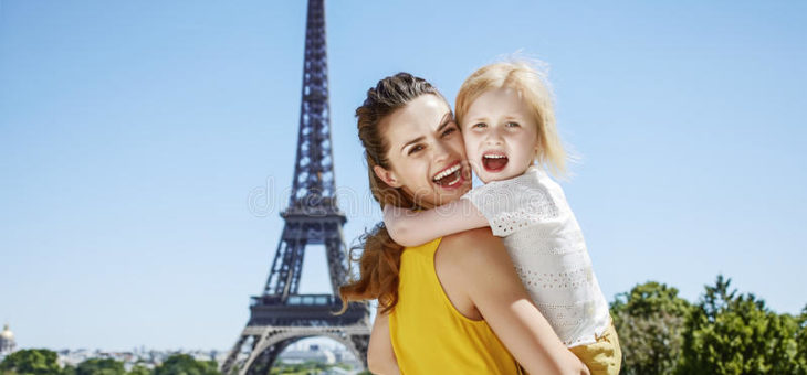 Париж: что заинтересует ребенка
