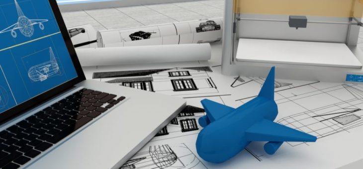 В скором времени самолет можно будет распечатать на 3D принтере