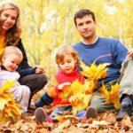 Выходные с семьей: способы провести время