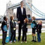Самый высокий человек в мире