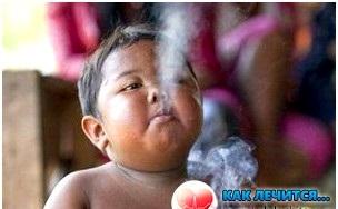 Проблема табакокурения